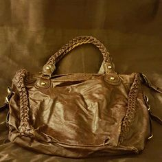 Amici accessories  handbag I've used this as one of my book bag, straps are worn out. Bags Hobos