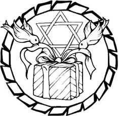 138 best hanukkah coloring pages images on pinterest for Coloring pages com free