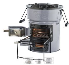 EcoZoom Versa Stove: A Review and a Giveaway!