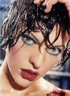 LaChapelle Studio - Portraits - Milla Jovovich