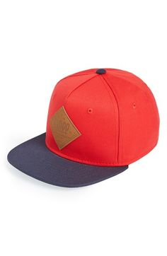 Neff 'All Day' Snapback Cap (Big Boys)