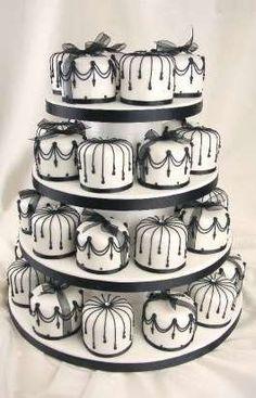 Mini tartas de boda: fotos ideas | Ellahoy