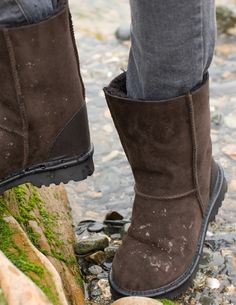 Aqualamb Boots Regular, from Celtic & Co