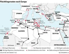 """""""The Migrants 'Files': The dead front gates of Europe - International News News - NZZ.ch"""