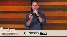 """Sermon Video: How to Neighbor: Part 4 - """"Loving the Lonely"""" with Craig Groeschel and C..."""