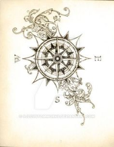 Compass by sjzcustomworks on @DeviantArt