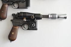 Scottjua's blaster builds: UPDATE: LIVE fire Peincess Leia Margolin - Page 2