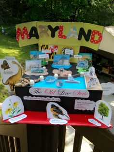 Maryland state float state float projects pinterest maryland school projects maryland project ideas diys ideas for projects bricolage do it yourself fai da te diy solutioingenieria Gallery