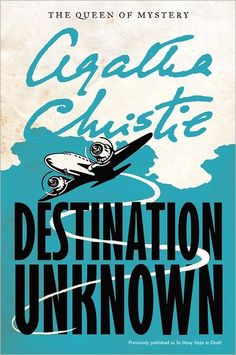 """One of my favorite Agatha Christie novels.  Not in any of her """"series."""""""