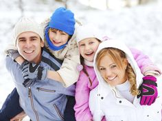 family-winter