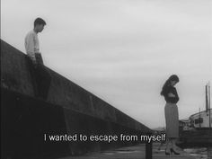 Eu quero escapar de