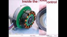 Brushless DC Motors & Control - How it Works (Part 2 of Motor Generator, Electrical Engineering, Lighting System, Electric Motor, Circuits, Robot, Transportation, Aviation, It Works