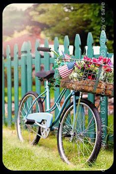 VIAJES Vintage inspiración bicicletas