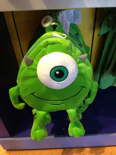 Mike Wazowski backpack