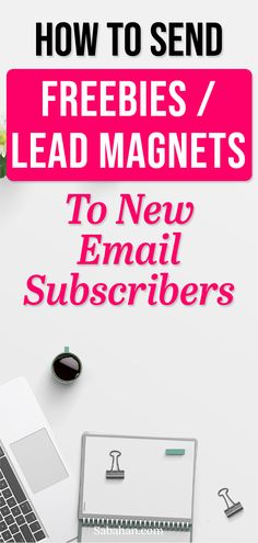 How to Deliver a Lead Magnet or Optin Freebie Easily Content Marketing Strategy, Email Marketing, Affiliate Marketing, Business Marketing, Business Tips, Online Business, Creative Business, Lead Magnet, New Things To Learn