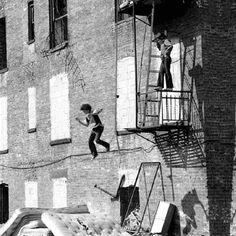 Martha Cooper Classic Film Street Photography