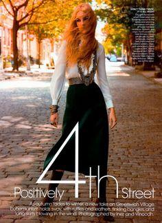 POSITIVELY 4th STREET | My Daily Style en stylelovely.com