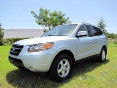 2007 Hyundai Santa Fe $9,488