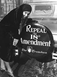 The Crusaders was an organization founded to promote the repeal of prohibition in the United States.