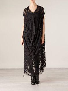 Simona Tagliaferri Sheer Knit Dress - L'eclaireur - Farfetch.com