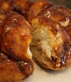Live a Little Wilder: Cream Cheese Monkey Bread - recipe