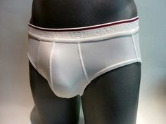 Slip jan men microfibra blanco - Slip de corte deportivo con un tacto y una suavidad excepcional - Tu ropa interior masculina en Varela Íntimo. http://www.varelaintimo.com/marca/14/jan-men
