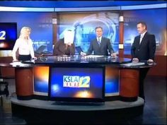 KSLA News Crew Do  The Harlem Shake - #funny  I gotta Love my local news crew!!