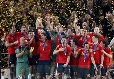 Spain,2010 FIFA World Cup South Africa