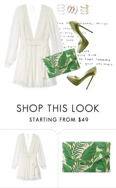 """Untitled #2257"" by misnik ❤ liked on Polyvore featuring Rebecca Minkoff, Stella & Dot, Christian Louboutin, Bing Bang, women's clothing, women, female, woman, misses and juniors"