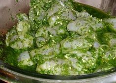 Recipes, Dinner Ideas, Healthy Recipes & Food Guide: Cilantro Pesto Grilled Shrimp