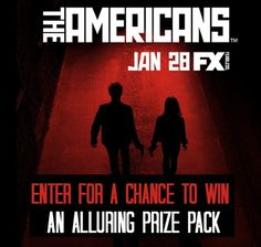 FX The Americans Undercover Sweepstakes