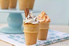 Cono cupcake's