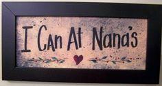 Nana....that's me!!