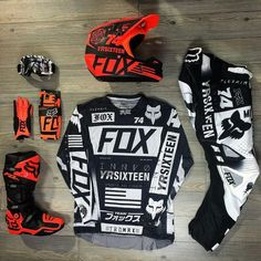 Firstly, allow me be fair, I'm very excited about the Fox dirt bike gear assortment. There's a lot of designsand the appearances of the set is great! Yamaha Motocross, Motocross Love, Girl Dirtbike, Dirt Bike Gear, Motorcycle Dirt Bike, Dirt Biking, Motorcycle Quotes, Motorcycle Touring, Ktm Dirt Bikes