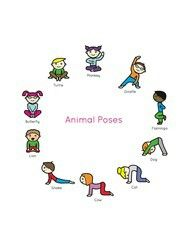 Animal Poses / Kids Yoga