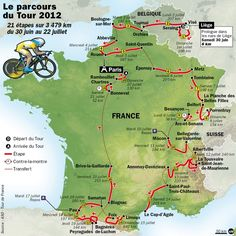 Just days remaining until Le Tour starts. Looks like an easier 'drink the tour' match this year too...