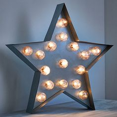 Cox & Cox Star Light, How To Light Your Home For Winter, Decorating Ideas, Interiors, Redonline.co.uk