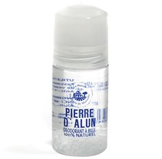 Alun roll-on deodorant přírodní Deodorant, Pores, Water Bottle, Personal Care, Drinks, Natural Deodorant, Fragrance, Products, Drinking
