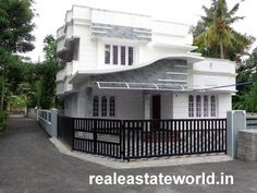 New 4 BHK Villa for Sale @ Ernakulam  http://realestateworld.in/premium_property_more.php?pid=PRIDW38431