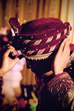 Groomed groom... Photo by Eklavya Prasad -- National Geographic Your Shot