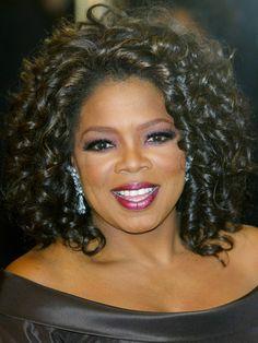 35 Best Oprah S Hair Styles Images Oprah Hair Styles