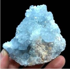 Imported from Madagascar, this celestite crystal is actually a micro-cluster crystal. With a dozen terminations, the celestite you buy will also spread good feng shui wherever you keep it. A heavenly crystal used widely to communicate with heavenly bodies such as angels and Gods, this celestite stone is a palm-sized cr