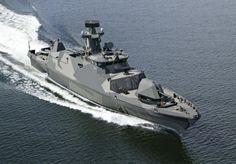 Military Battleships | Five Cool Stealth War Ships | FutureNerd
