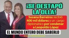 A través de la red social twitter, el doctor José Rafael Marquina, ha señalado cual fue el precio que se pagó para dictar la sentencia al líder opositor Leopoldo López, de 13 años, 9...