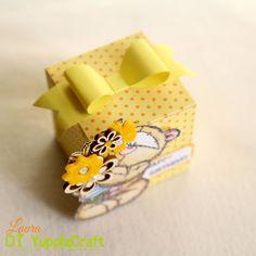 Grani di pepe: Yellow gift box