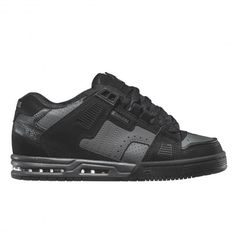 GLOBE Sabre black gunmetal grey grosses chaussures de skateboard 110,00 € #skate…