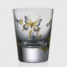Fly Fusion Single Old-Fashioned Glass - Table Top - Dining Old Fashioned Glass, Beautiful Roses, Pint Glass, Dinnerware, Drinkware, Barware, Dining, Tableware, Glass Table