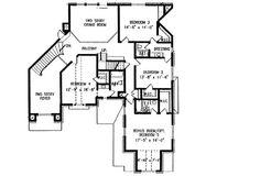 House Plan #54-104
