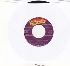 Marvin Gaye I Heard It Through The Grapevine / You  Collectables Vinyl 45 Record