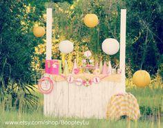 Lemonade Stand Premade Lemonade Stand